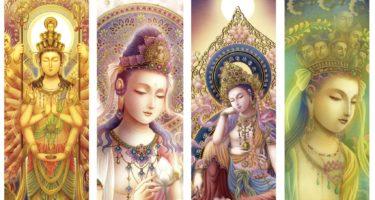 【日本の密教カード】菩薩の種類を画像入りでご紹介します。