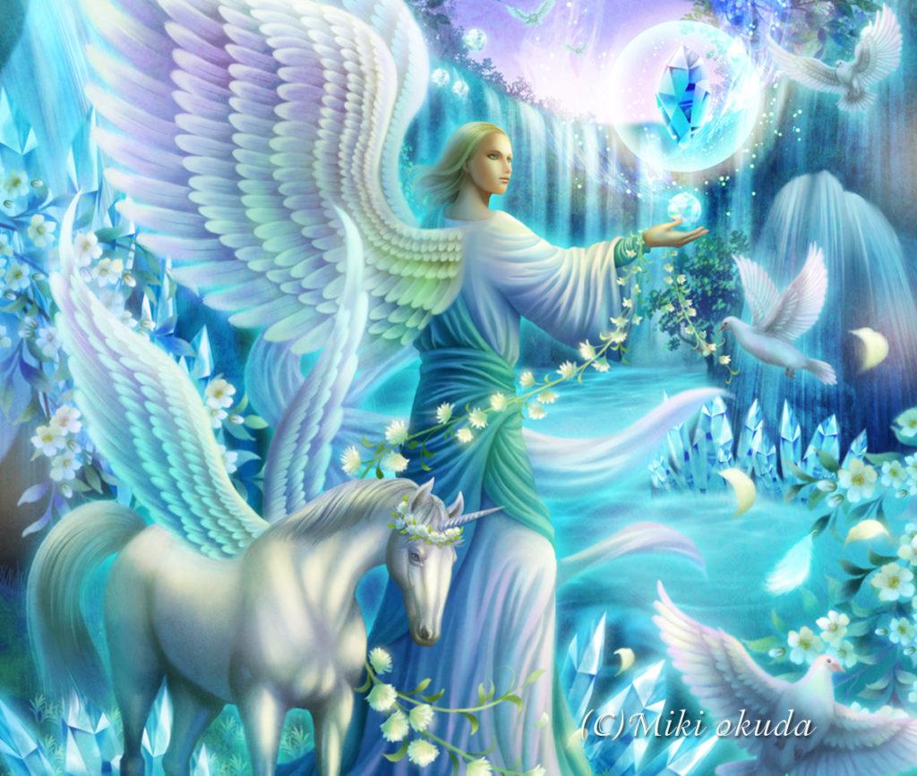 大天使・アークエンジェルとは?】ミカエルなど、天使の絵画と共にご ...